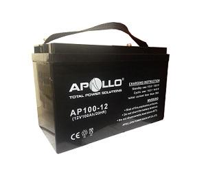 Ắc quy Apollo 12V 100Ah, AP100-12