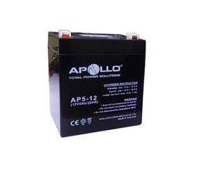 Ắc quy Apollo 12V 5Ah, AP5-12