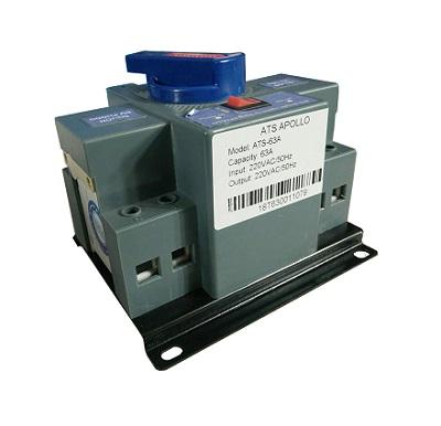 Bộ đổi nguồn điện tự động ATS 2P 63A